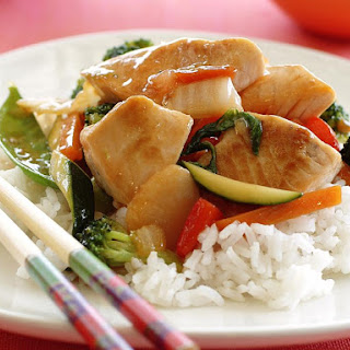 Sweet and Sour Fish.
