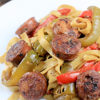 Best Ever Sweet Sausage and Peppers.