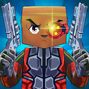 Madness Cubed : Survival shooter 0.63 MOD APK