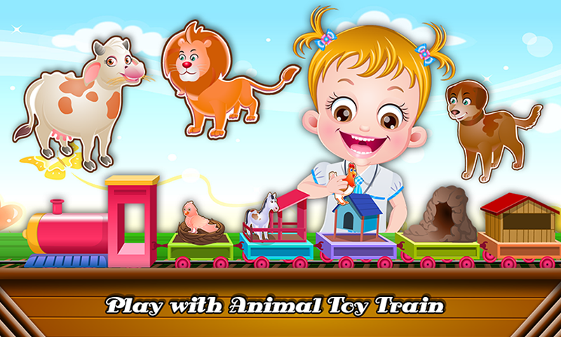 Amazon.com: Baby Hazel Learn Animals: Appstore for Android
