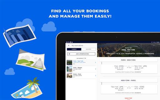 Air France - Airline tickets screenshot 11