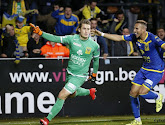 William Dutoit kopt STVV naar een punt tegen Sporting Lokeren