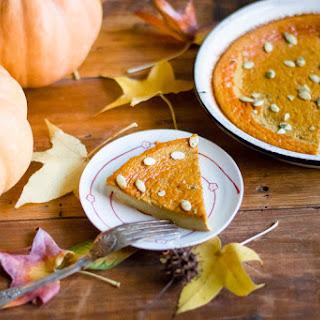 Pumpkin Breakfast Soufflé.
