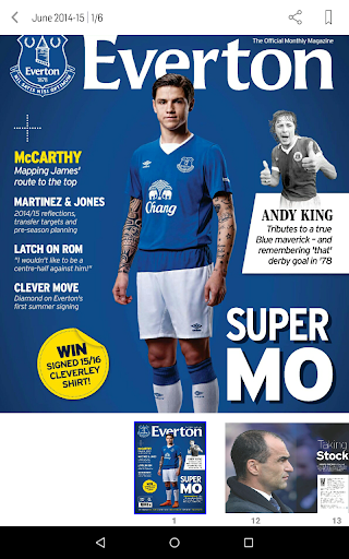 Everton Magazine