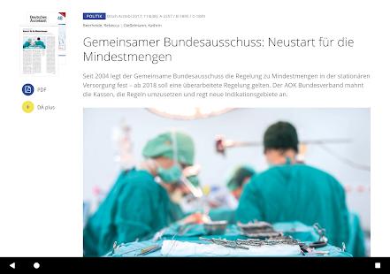 Deutsches Ärzteblatt - náhled