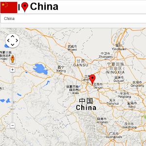 Dongguan map