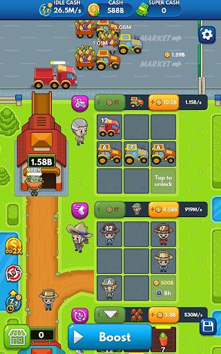 Idle Farm Tycoon - Merge Simulator 0.30 screenshots 10