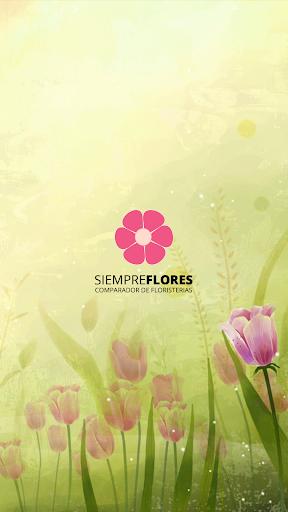 SiempreFlores - Comparador