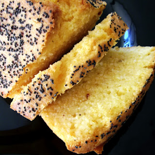 Sour Cream Cornbread with Chilli and Poppy Seeds Recipe