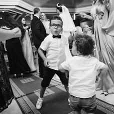 Wedding photographer Tanya Kushnareva (kushnareva). Photo of 25.11.2017