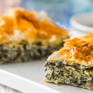 Greek Spinach Pie Without Phyllo Dough Recipes.