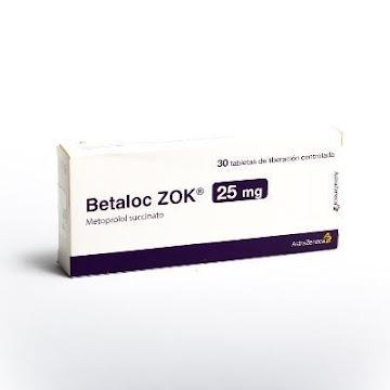 Betaloc Zok 25Mg