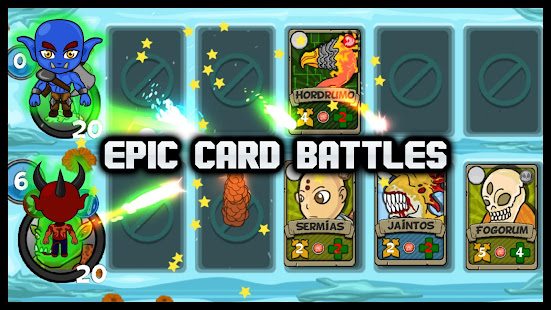 Terapets Wars: Card Game