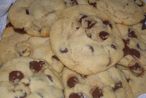 Happy Vegan Chocolate Chip Cookies Recipe