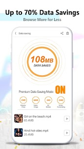 UC Browser MOD Apk Latest  Download (Ad-Free Unlocked) 4