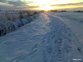 Photo: 5e sneeuwdag al weer