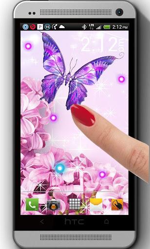 Tender Lilac Garden