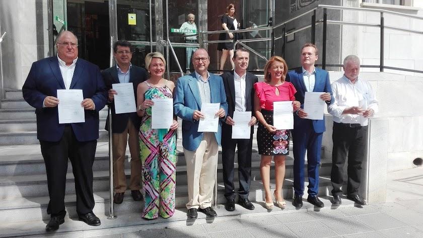 Barómetro del CIS: El PSOE tendría 3 diputados en Almería