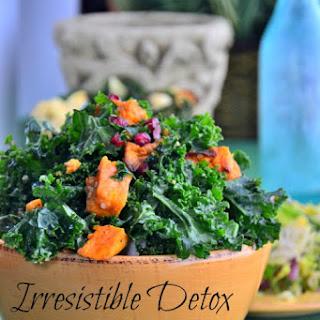 Irresistible Detox Kale Salad
