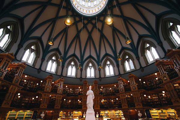Biblioteca Ottawa di lucagiraudo