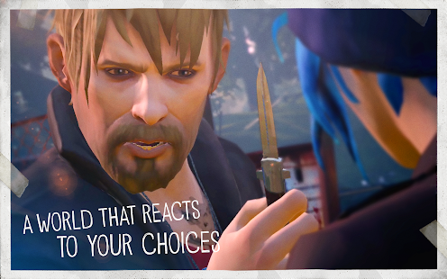 Life is Strange Screenshot
