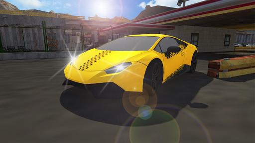 Taxi Simulator 3D: Hill Station Driving 1.2 screenshots 3