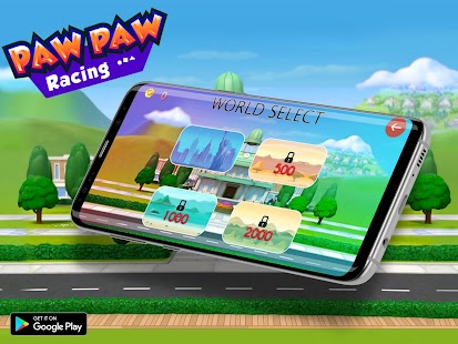 Paw Puppy Racing Monster Truck Patrol - náhled