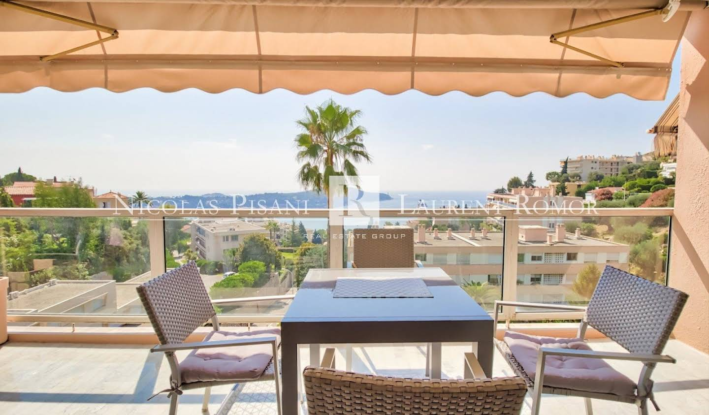 Apartment with pool Villefranche-sur-Mer