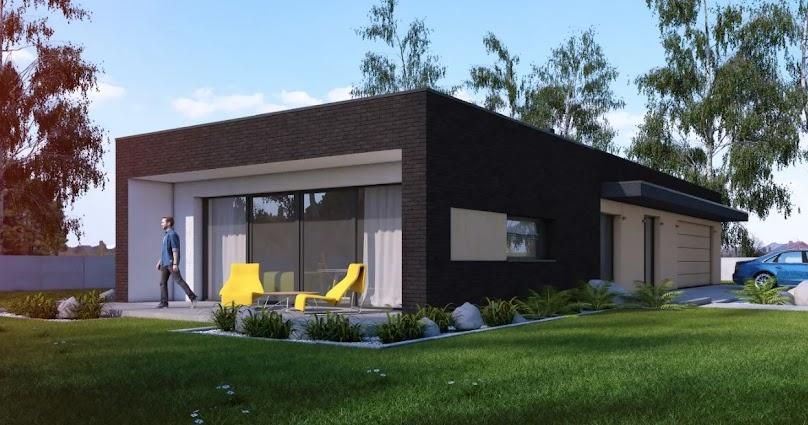Projekt domu Solus I G2