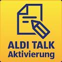ALDI TALK Registration icon