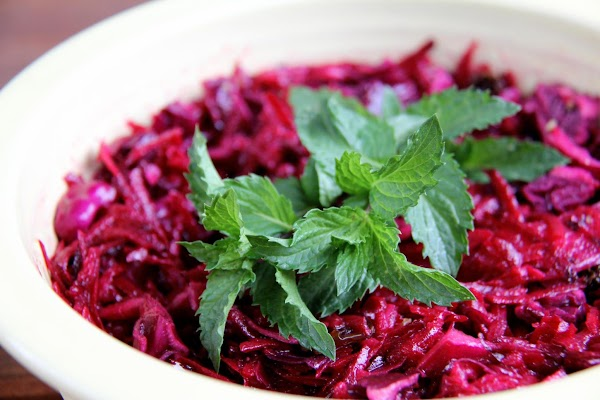 Beet And Cabbage Salad Recipe