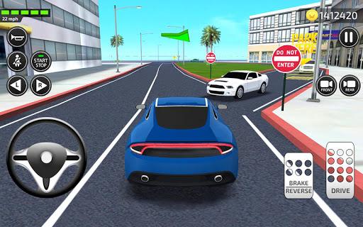 Car Driving Academy 2018 3D  screenshots 6