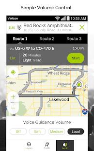 MapQuest GPS Navigation & Maps- screenshot thumbnail