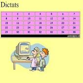 Fem dictats en català