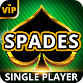Spades Offline - Single Player Android APK Download Free By Casualino Games