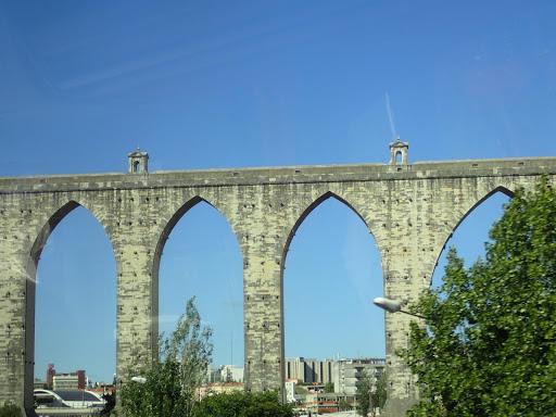 水道橋、 リスボン