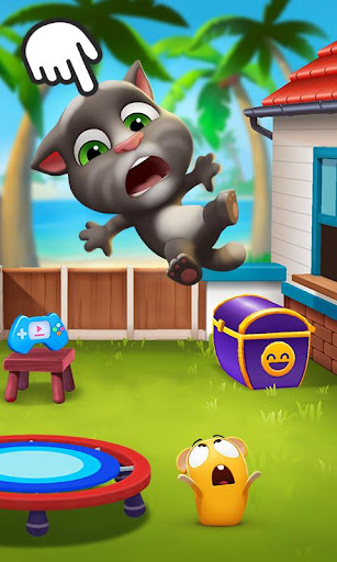 Mon Talking Tom 2  screenshots 1