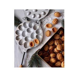 Forma pentru prajituri de nuci