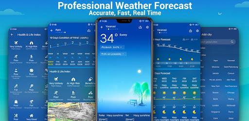 Weather Forecast - Daily Live Weather & Radar - by iJoysoft