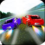 Highway Traffic Racing Speed Rider Rush 3D Icon