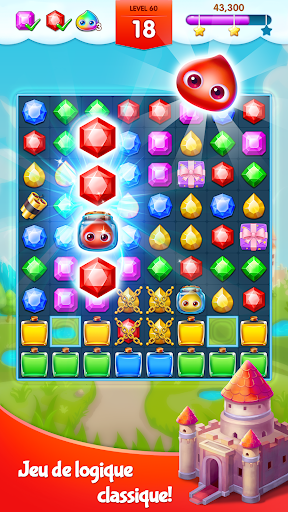 Jewels Legend - Jeux Gratuit Sans Wifi APK MOD – Pièces de Monnaie Illimitées (Astuce) screenshots hack proof 1