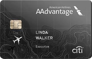 AAdvantage Executive credit card