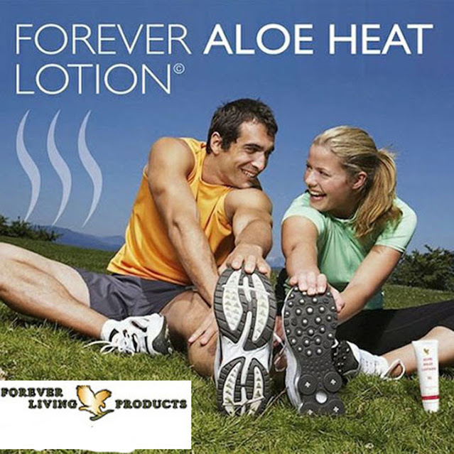 Dầu nóng của lô hội Aloe Heat lotion xoa bóp cơ bắp trị đau nhức