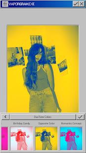App Vaporgram 🌴: Vaporwave, VHS & Glitch Photo Editor APK for Windows Phone