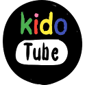 KidoTube - kids video search icon