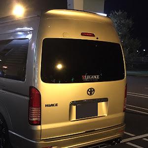 ハイエース TRH200Kのカスタム事例画像 マックスさんの2020年11月07日22:57の投稿