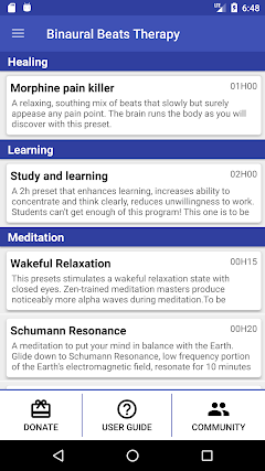 Best android apps for schumann resonance - AndroidMeta