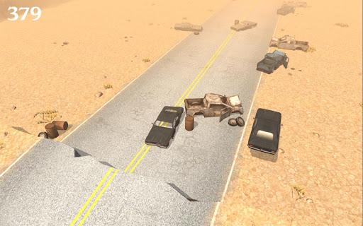 Endless Wasteland Racer
