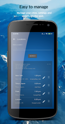Weather Advanced for Android 1.0.4.6 Screenshots 7