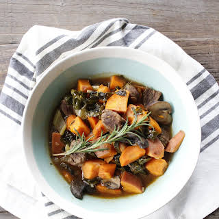 Fall Superfood Beef Stew.